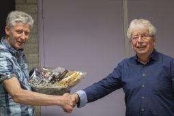 Dorpsraad Afferden neemt afscheid van enkele leden