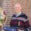 Bedankje Piet Manders